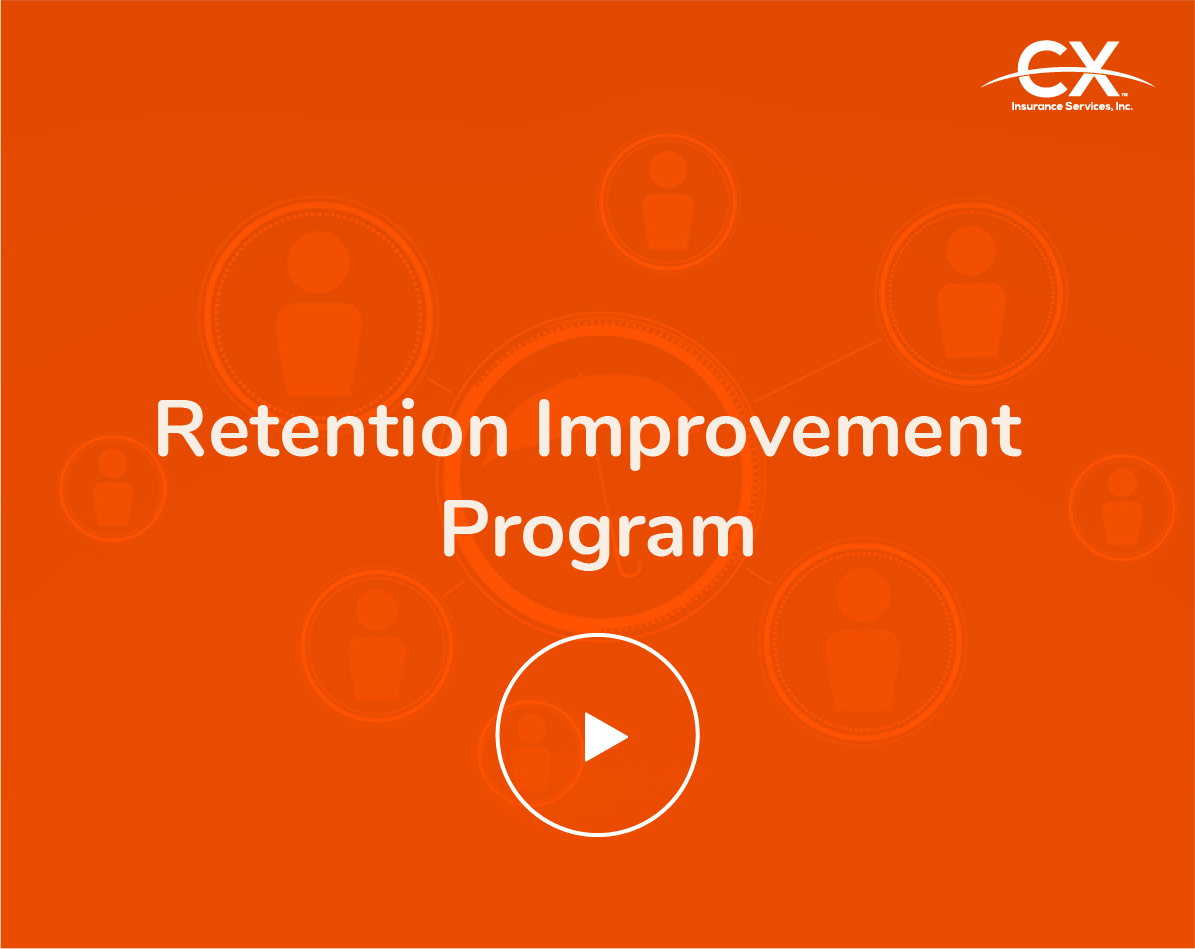 retention improvement video title card