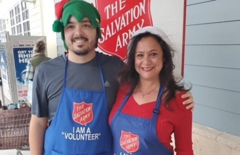 December 2019 Salvation Army Outreach