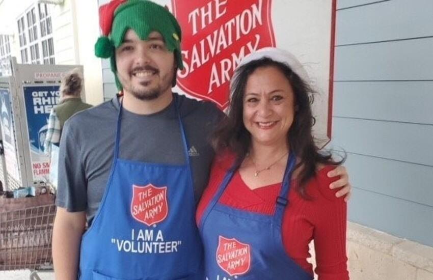 December 2019 Salvation Army Outreach